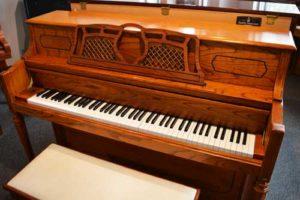Samick studio piano at 88 Keys Piano Warehouse