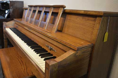 baldwin Consolette keyboard at 88 Keys Piano Warehouse