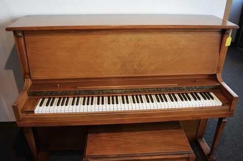 Sargent Studio Upright Piano