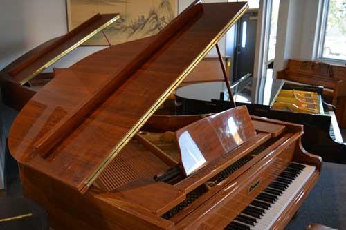 Thomas G-50A grand piano top at 88 Keys Piano Warehouse