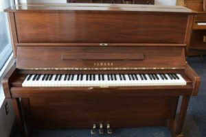 "Yamaha 48"" Model U1 studio piano at 88 Keys Piano Warehouse"