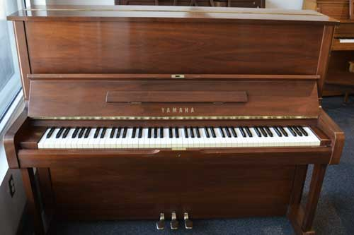 Yamaha Model U1 Upright Piano