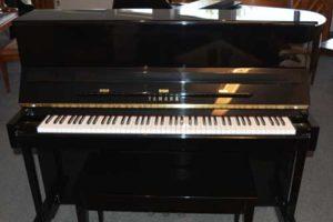 Yamaha T-118 Upright Piano at 88 Keys Piano Warehouse