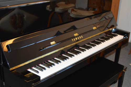 Yamaha T-118 piano keyboard at 88 Keys Piano Warehouse
